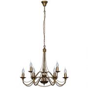 Chandelier ALDEX Roza 397N/1