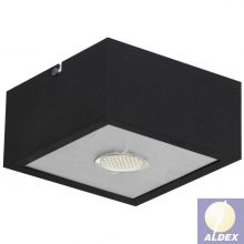 Griestu lampa ALDEX BOX BLACK 730PL_G1