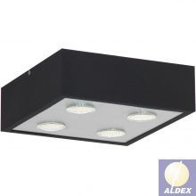 Griestu lampa ALDEX BOX BLACK 730PL_L1