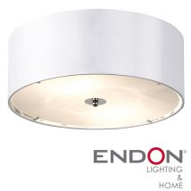 Ceiling lamp  ENDON Franco-40WH