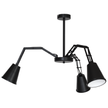 Griestu lampa LUMINEX Mechano 6943