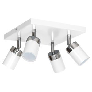 Spot lampa LUMINEX Joker white-chrome 9473