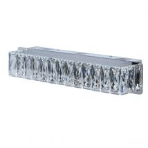 gold colo metal smoky color glass 18.9W+7X5W LED SMD 5390Lm 4000K IP20 LED installed REMOTE CONTROL