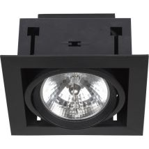 Spot lampa Nowodvorski Downlight Black 6303