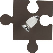 Sconce Nowodvorski Puzzle Brown 6396