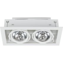 Spot lampa Nowodvorski Downlight White 6453