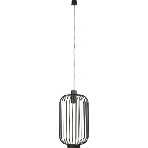 Pendant lamp nowodvorski cage black 6844 mozeypictures Image collections