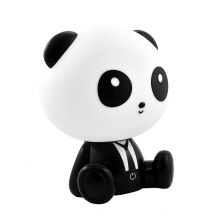Table lamp for children room POLUX LED PANDA 307651