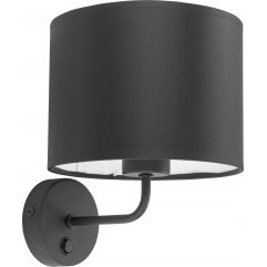 Sienas lampa TK Lighting MIA BLACK 4280