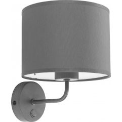 Sienas lampa TK Lighting MIA GRAY 4283