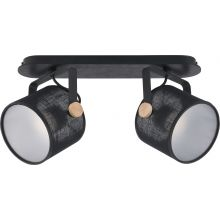Griestu lampa TK Lighting Relax Black LED 1392