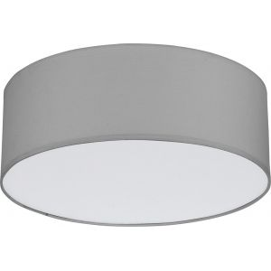 Griestu lampa TK Lighting Rondo Silver 1584