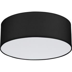 Griestu lampa TK Lighting Rondo Black 1587