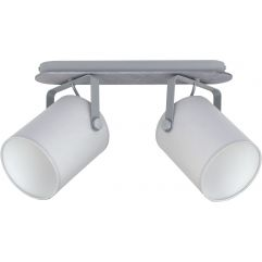 Griestu lampa TK Lighting Relax Gray 1622