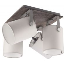 Griestu lampa TK Lighting Relax Gray 1624