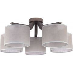 Griestu lampa TK Lighting Dove Gray 1765