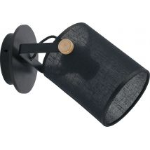 Sconce - wall light TK Lighting Relax Black 1780
