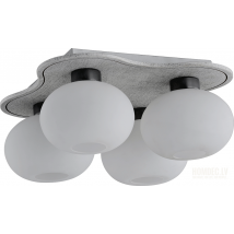 Griestu lampa TK Lighting LEO WHITE 184