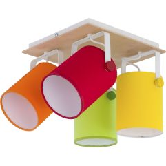 Griestu lampa TK Lighting Relax Color 1914