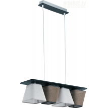 Pendant luminaire TK Lighting EMMA 203
