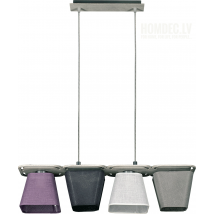 Pendant luminaire TK Lighting EMMA FUTURE 209