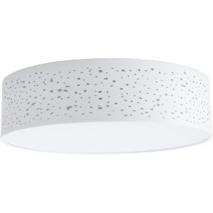 Griestu lampa TK Lighting CAREN WHITE 2520