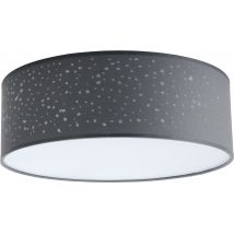 Ceiling lamp TK Lighting CAREN GRAY 2525