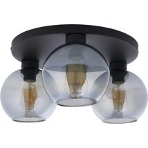 Griestu lampa TK Lighting CUBUS GRAPHITE 2776
