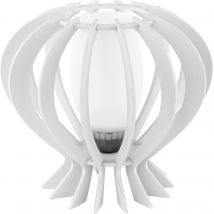 Galda lampa TK Lighting Mela White 2978