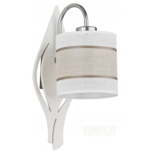 Brā-sienas lampa TK Lighting CATALEYA WHITE 330