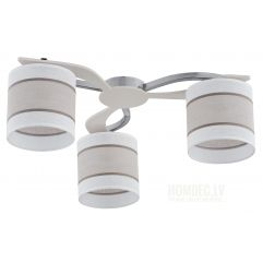 Griestu lampa TK Lighting CATTLEYA WHITE 332