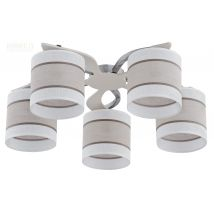 Ceiling lamp TK Lighting CATTLEYA WHITE 333