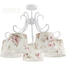 Люстра TK LIGHTING AMELIA WHITE 364