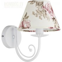 Brā-sienas lampa TK Lighting ROSA WHITE 370