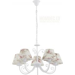 Lustra TK LIGHTING ROSA WHITE 374
