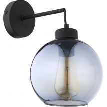 Brā-sienas lampa TK Lighting CUBUS GRAPHITE 4138