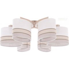 Griestu lampa TK Lighting Daria Natur 692