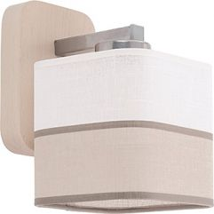 Brā-sienas lampa TK Lighting Toni White 715