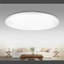 Ceiling lamp round LED 2x18W 3318LM dimmable with light temperature control and with remote control SOPOT 6004000055