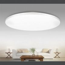 Ceiling lamp round LED 2x24W 4464LM dimmable with light temperature control and with remote control SOPOT 6004000056