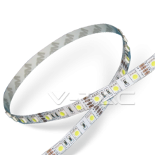 LED lenta-LED Strip SMD5050 - 60 LEDs White Non-waterproof