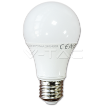 LED spuldze - LED Bulb - 10W E27 A60 Thermoplastic Warm White