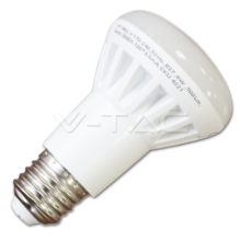 LED spuldze - LED Bulb - 8W E27 R63 Warm White