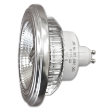 LED spuldze  - LED Spotlight - AR111/GU10 12W 200-240V Beam 40 Sharp Chip Warm White