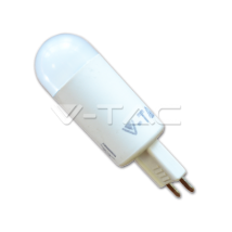 LED spuldze - LED Spotlight - 4W 230V G9 Warm White